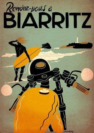 Rendez-vous à Biarritz